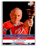 2008-09 Upper Deck Montreal Canadiens Centennial #299 Maurice Richard NM-MT Hockey NHL