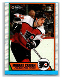 (HCW) 1989-90 O-Pee-Chee #44 Murray Craven Flyers NHL Hockey