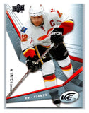 (HCW) 2008-09 Upper Deck Ice #33 Jarome Iginla Flames NHL Mint