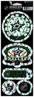 (HCW) Dallas Stars Prismatic 4