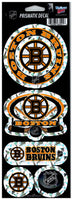 (HCW) Boston Bruins Prismatic 4
