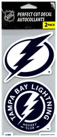 (HCW) Tampa Bay Lightning Perfect Cut 4