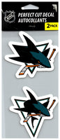 (HCW) San Jose Sharks Perfect Cut 4