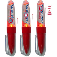 HCW) Montreal Canadiens NHL LED Elevator Pen - Moving Logo & Light