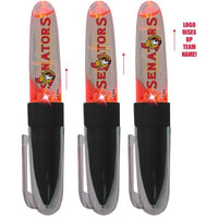 HCW) Ottawa Senators NHL LED Elevator Pen - Moving Logo & Light