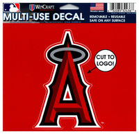 (HCW) Los Angeles Angels Multi-Use Decal Sticker MLB 5