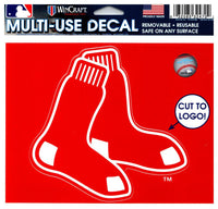 (HCW) Boston Red Sox Multi-Use Decal Sticker MLB 5