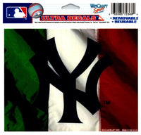 (HCW) New York Yankees Italy Multi-Use Decal Sticker MLB 5