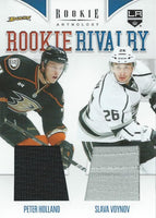 2011-12 Panini Rookie Anthology Rookie Rivalry #13 Holland/Voynov 03033