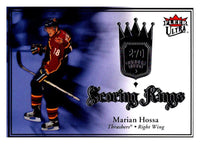 (HCW) 2007-08 Ultra Scoring Kings #SK12 Marian Hossa NHL Hockey 03053