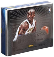 2012-13 Panini Brilliance Basketball Hobby Box - Autos Jerseys