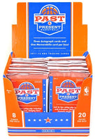 2011-12 Panini Past & Present Hobby Basketball Pack - 8 Cards Per Pack