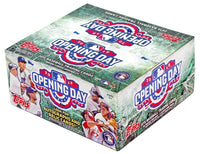 2015 Topps Opening Day Baseball Hobby Box Factory Sealed - 36 Pack Box