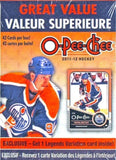 2011-12 O-Pee-Chee Hanger 42 Card Hockey Box - Nugent-Hopkins, Landeskog