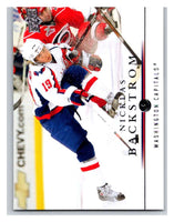 2008-09 Upper Deck #1 Nicklas Backstrom Capitals