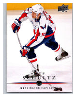 2008-09 Upper Deck #5 Jeff Schultz Capitals