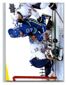 2008-09 Upper Deck #11 Daniel Sedin Canucks