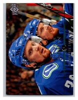 2008-09 Upper Deck #12 Henrik Sedin Canucks