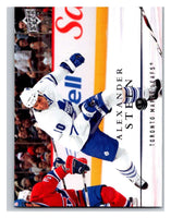 2008-09 Upper Deck #17 Alexander Steen Maple Leafs