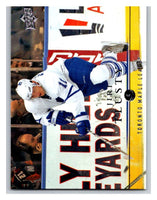 2008-09 Upper Deck #19 Jiri Tlusty Maple Leafs