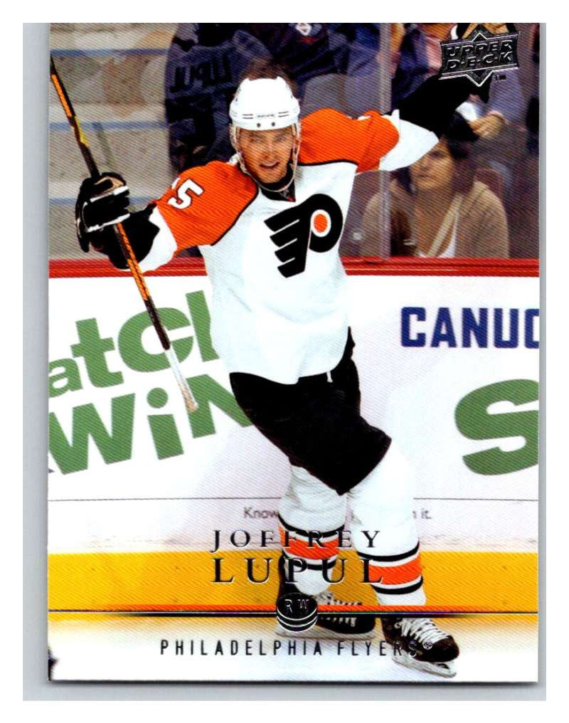 2008-09 Upper Deck #60 Joffrey Lupul Flyers