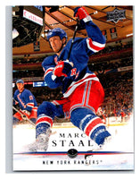 2008-09 Upper Deck #71 Marc Staal NY Rangers