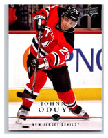 2008-09 Upper Deck #83 Johnny Oduya NJ Devils