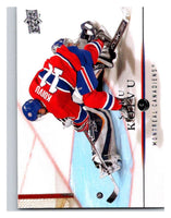 2008-09 Upper Deck #93 Saku Koivu Canadiens