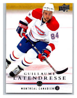2008-09 Upper Deck #94 Guillaume Latendresse Canadiens