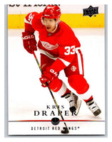 2008-09 Upper Deck #131 Niklas Kronwall Red Wings