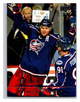 2008-09 Upper Deck #141 Pascal Leclaire Blue Jackets