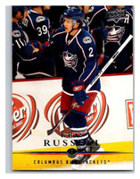 2008-09 Upper Deck #145 Michael Peca Blue Jackets