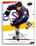 2008-09 Upper Deck #149 Marek Svatos Avalanche
