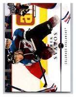 2008-09 Upper Deck #150 Peter Budaj Avalanche
