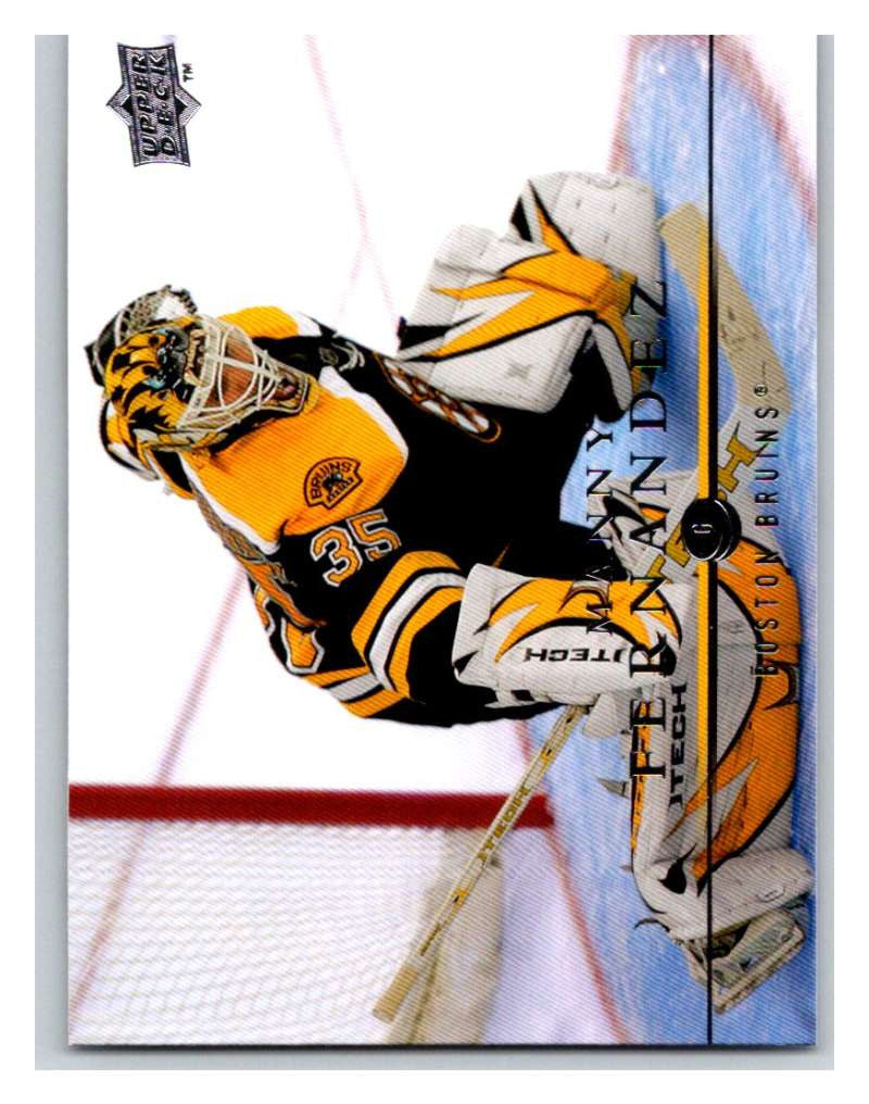 2008-09 Upper Deck #184 Milan Lucic Bruins