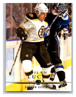 2008-09 Upper Deck #185 Mark Stuart Bruins