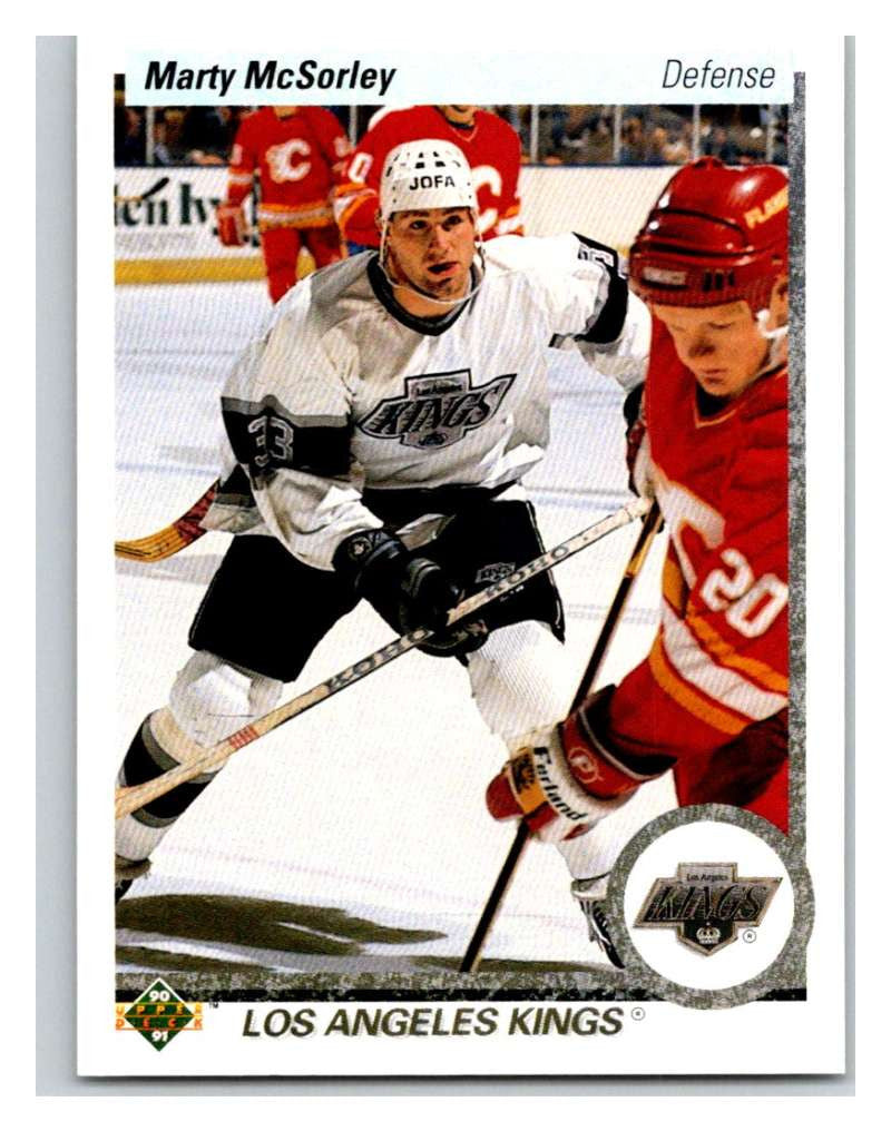 1990-91 Upper Deck #212 Marty McSorley Mint