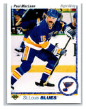 1990-91 Upper Deck #330 Paul MacLean Mint