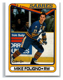1990-91 O-Pee-Chee #123 Mike Foligno Mint