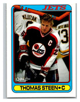 1990-91 O-Pee-Chee #283 Thomas Steen Mint