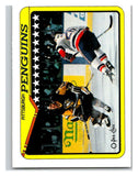 1990-91 O-Pee-Chee #326 Penguins Team Mint