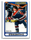 1990-91 O-Pee-Chee #368 Steve Smith Mint