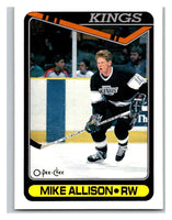 1990-91 O-Pee-Chee #417 Mike Allison Mint