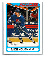 1990-91 O-Pee-Chee #427 Mike Hough Mint