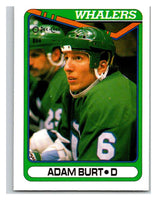 1990-91 O-Pee-Chee #431 Adam Burt Mint RC Rookie