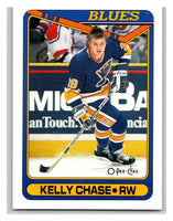 1990-91 O-Pee-Chee #432 Kelly Chase Mint