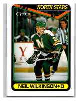 1990-91 O-Pee-Chee #443 Neil Wilkinson Mint RC Rookie