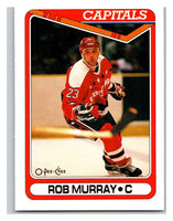 1990-91 O-Pee-Chee #460 Rob Murray Mint