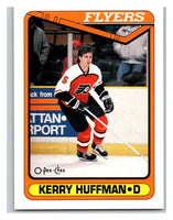 1990-91 O-Pee-Chee #516 Kerry Huffman Mint RC Rookie