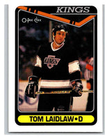 1990-91 O-Pee-Chee #524 Tom Laidlaw Mint